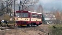 Nové Město pod Smrkem - nový vlak - new train