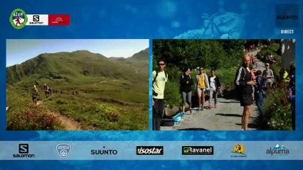 MARATHON- Plateau 9 - Retour Tré le Champ Top 3 Femmes - Chamonix Marathon du Mont-Blanc