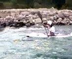 秋田国体 スラローム 25ゲート男子後半15名 Slalom  kayak japan  akita 国体 カヌー