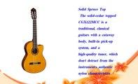Yamaha CGX122MSC Acoustic Electric Classical Guitar
