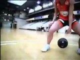 C'est quoi ton sport avec Céline Dumerc