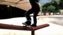 Tony Hawk's Project 8 - Motion capture avec Ryan Sheckler - Xbox360.mov