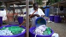 MSF : Un jour dans un centre de prise en charge Ebola [Médecins Sans Frontières]