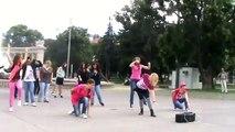 [Flashmob] 2nd K-POP Flashmob in Vienna, Austria, Europe (@Schwarzenbergplatz, 20120715)