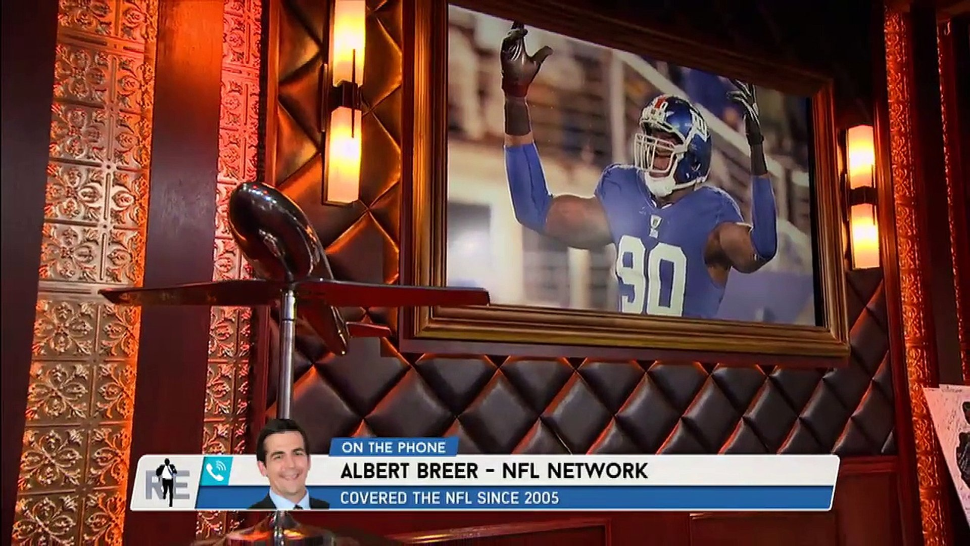 Albert Breer of NFL Network on Unsigned Franchise Players - 7/6/15