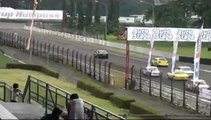Mercedes Benz Race Car - (Indonesian Series Of Motorsport) - Round 5
