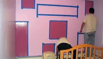 Interior Wall Painting Blocks