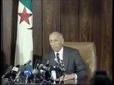 Mohamed Boudiaf  (1919-1992) L'Algérie avant tout ..الجزائر أولا و قبل كل شيء