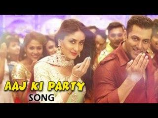 Bajrangi Bhaijaan Aaj Ki Party Full Video Song ft. Salman Khan & Kareena Kapoor Khan Releases