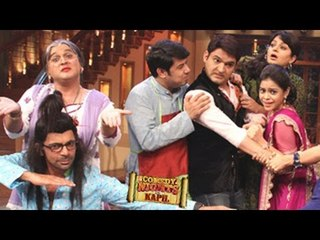 Comedy Nights With Kapil : One Year Leap Special Episode | 26th April 2015 Episode