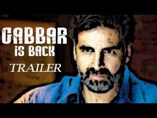Gabbar Is Back' Official Trailer Released | Akshay Kumar, Shruti Hassan