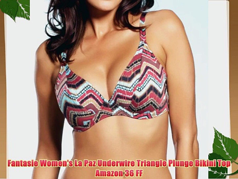 Fantasie Swimwear Biarritz Gathered Full Cup Bikini Top 5733