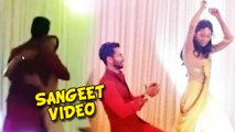 Leaked Video! Shahid Kapoor & Mira Rajput's Sangeet Dance - Watch Now!