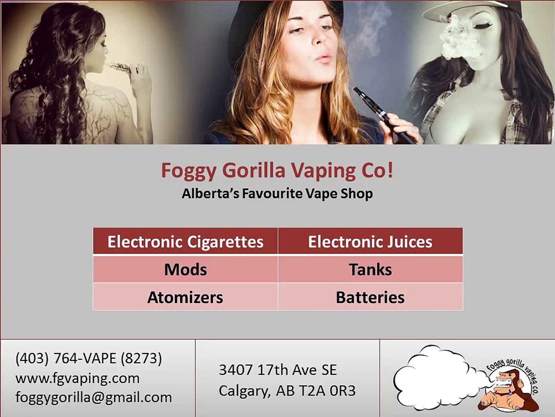 Foggy Gorilla Vaping Co