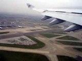 Qatar Airways Airbus A330 Takeoff from Heathrow to Doha