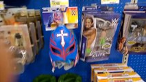 Tommy's Toy Travels 34: Razor Ramon at Walmart, Exclusives at Toys R Us, WWE at Target!!