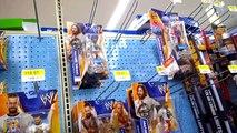 Tommy's Toy Travels 28: Black Friday & WWE Elite 32 Toy Hunt!! Target, Kmart, Walmart & Toys R Us!!