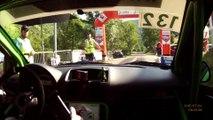 Course de Côte de Vuillafans Echevannes 2015 - C2/A2 n°132 - Montée de Course n°1