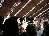 Maori Village Welcome Chants