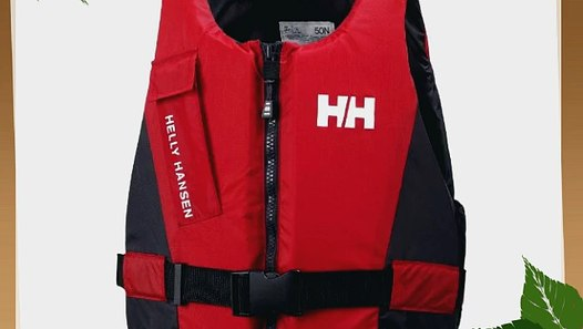 Large Helly Hansen Rider Buoyancy Vest Red 70//90Kg