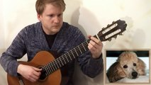 Eric Clapton - Tears in Heaven (Acoustic Guitar Cover by Jonas Lefvert)