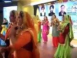 Sukhbir Singh Badal at NRI Convention 2011: Giddha Performance (1 of 2): Sukhbir Singh Badal
