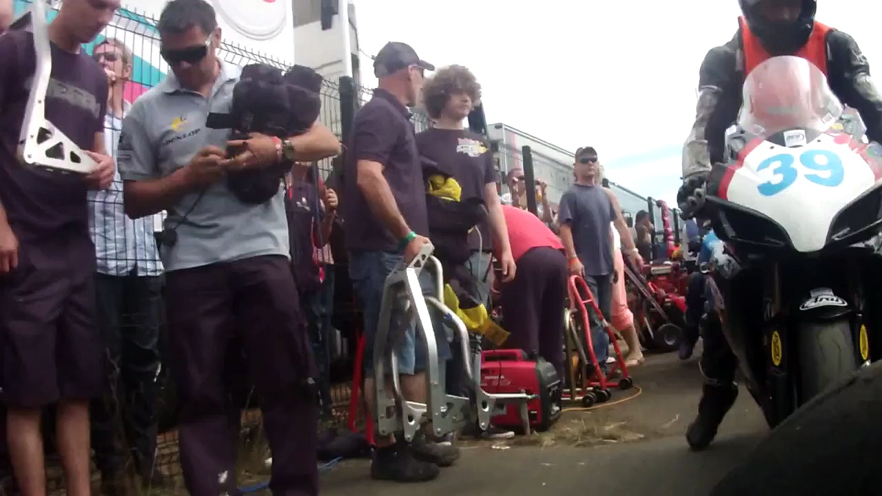 Ulster Grand Prix 2012