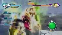 Gem,Pan,Videl and Goku vs. Broly (Collect Dragonballs)