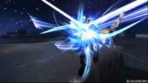 Squall Vs Sephiroth CINEMATIC VERSION HD DISSIDIA FINAL FANTASY