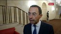 Grèce : Retailleau pour «une restructuration de la dette» et «une mise en congé» de l'euro