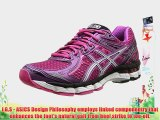 ASICS Gt-2000 2 Women Training Running Shoes Red (3693-Purple/Silver/Raspberry) 5.5 UK (39