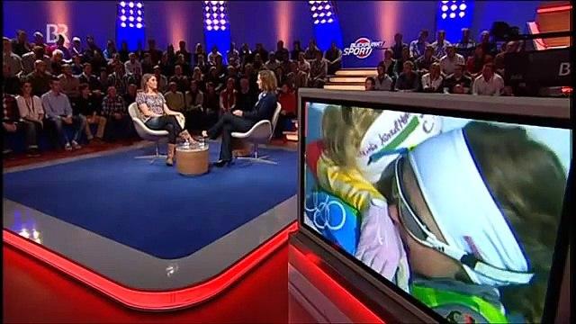 Blickpunkt Sport  - Evi Sachenbacher-Stehle & Miriam Gössner