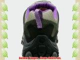 Merrell Salida Trekker Women's Low Rise Hiking Shoes Grey (Castle Rock/Purple) 5 UK (38 EU)
