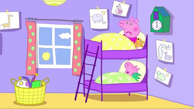 Peppa Pig - George Catches a Cold (Clip)