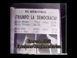 El Gobierno del Presidente Salvador Allende