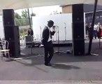 Somali dancer Britains Got Talent impersonating Michael Jackson
