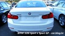 NEW BMW 320i Flex 2015   Sport e Sport GP   detalhes internos e externos   ww car blog br mp4