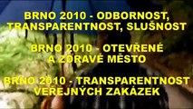Petr Kolman Brno 2010 - Komunální volby - Váš Krokodýlí kandidát! - Společně pro Brno 2010