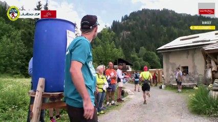 Cross- Plateau 3 - Passage à Tré le Champ - Chamonix Marathon du Mont-Blanc