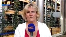 """""""Si la Grèce sort de la zone euro, elle s'effondrera"""", assure Nadine Morano"""