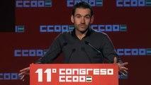 11º Congreso CCOO-Andalucía. Sevilla, 21/01/2013. Intervención Delegación COMFIA Andalucía.