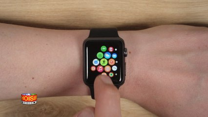 Apple Watch - Prise en main