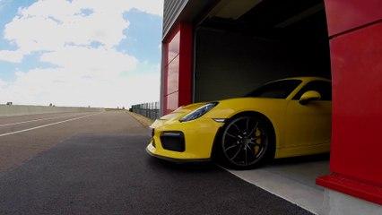 SUPER MÉCANIQUE / Porsche cayman GT4
