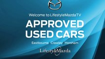 Mazda MX-5 I ROADSTER SPORT TECH NAV  For Sale at Lifestyle Mazda Eastbourne