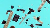 Providence pour Duplo Choco Gaufrette - «Sens dessus dessous» - juillet 2015