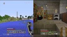 Minecraft Xbox 360 Block Challenge...37 : Bye , wither