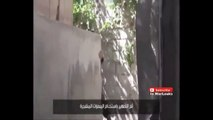 Syria War Rare Helmet Cam Combat Footage From Hezbollah In Heavy Fighting And Firefight In