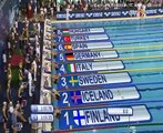 Women's 4x100m MEDLEY Relay Final - European Swimming Championships 2012