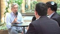 Jean Pierre Maugendre, Directeur Projets Développement Durable Suez Environnement; Nicolas Imbert Directeur Green Cross