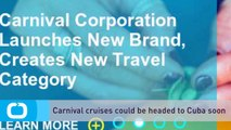 Carnival Cruises Could Be Headed to Cuba Soon